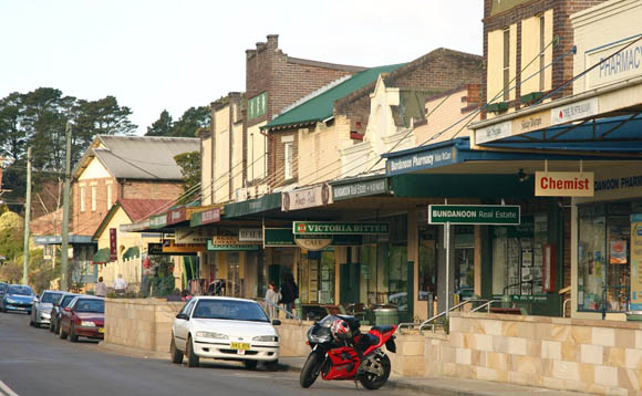 accomodation bundanoon